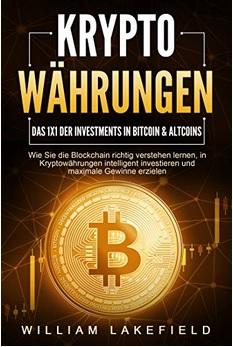 Kryptowährungen Buch