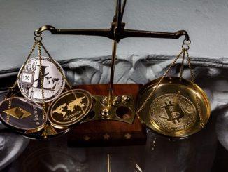 Starker Kurssprung für Kryptowährung Bitcoin
