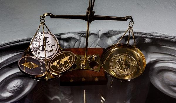 Bitcoin zieht alle Kryptowährungen nach oben