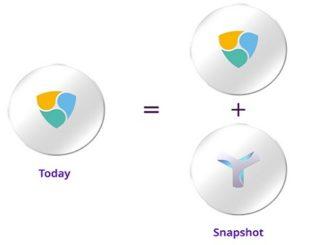 Symbol Airdrop für XEM-Token