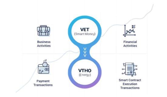 Infos über die Kryptowährungen VeChain und VeThor Token